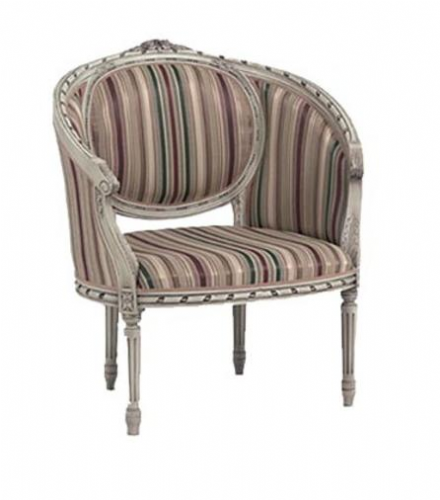 French String Tub Chair